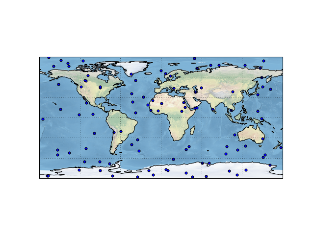 Cartography and Mapping in Python